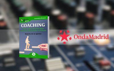 Beatriz de la Iglesia presenta su «GuíaBurros: Coaching» en «Buenos Días Madrid, Fin de Semana», de Onda Madrid