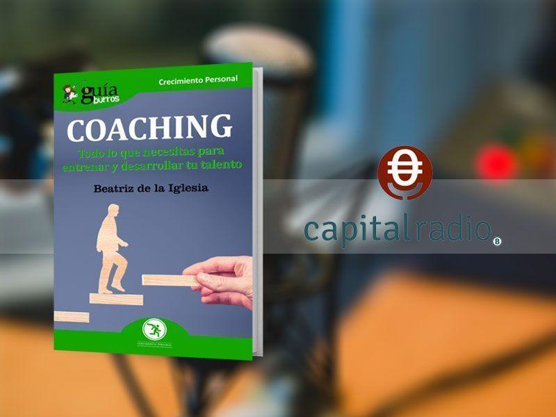 Beatriz de la Iglesia habla de su «GuíaBurros: Coaching» en Franquicia2