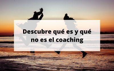 Lo que es y lo que no es coaching